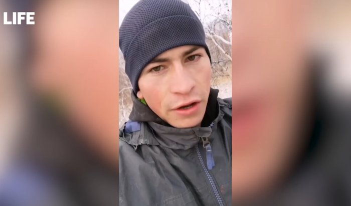 Студент изОмской области залез наберёзу, чтобы рассказать губернатору опроблемах синтернетом (Видео)