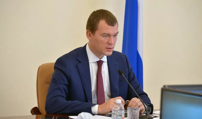 Наохрану врио губернатора Хабаровского края планируют потратить 33,1млн рублей загод
