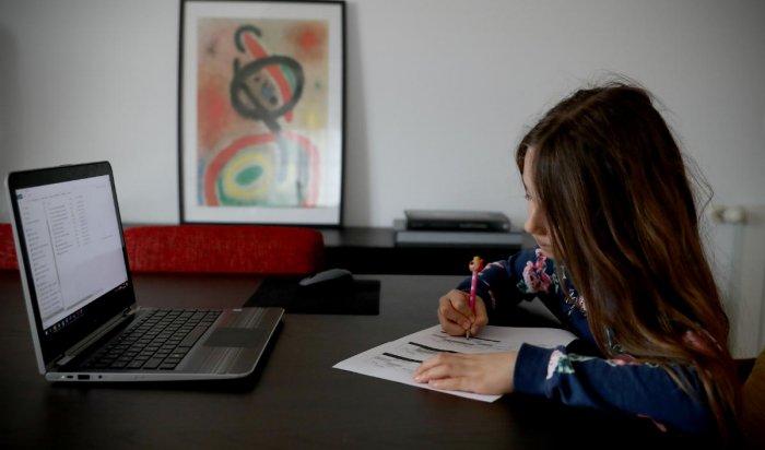 Онлайн-обучение виркутских школах продлили до20ноября