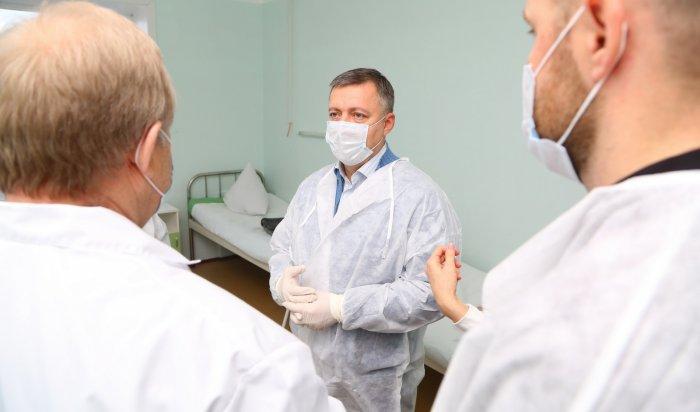 ВБратске с16ноября начнет работу дополнительная лаборатория диагностики COVID-19