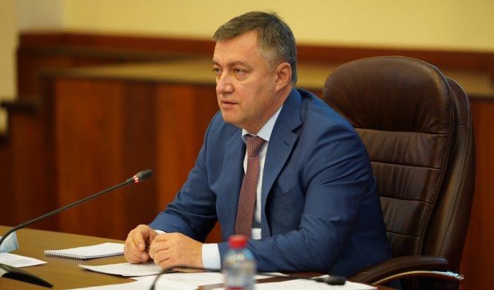 Игорь Кобзев и Александр Козлов обсудили вопросы организации работ на территории БЦБК