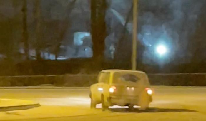 В Иркутске инспекторы ГИБДД за сутки привлекли к ответственности 26 «дрифтеров» (Видео)