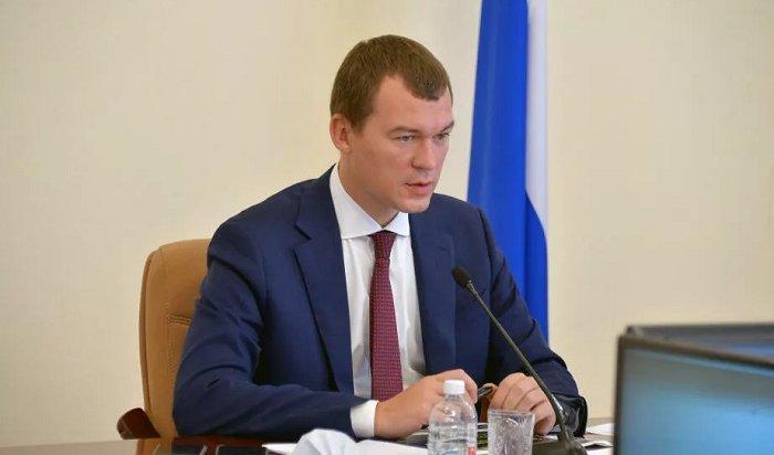 Дегтярев отменил 33-миллионный конкурс насвою охрану