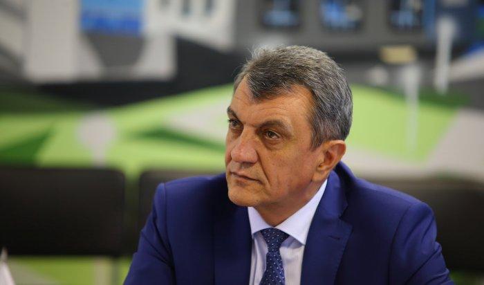 Сергей Меняйло посетит Иркутскую область 24ноября