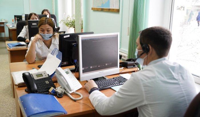 Бизнес закупил компьютерное оборудование для станции скорой помощи Иркутска