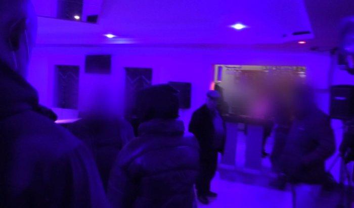 Иркутский бар четыре раза нарушил требования работы впериод пандемии (Видео)