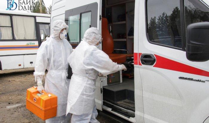 В Бурятии идет на спад суточный прирост заболевших коронавирусом