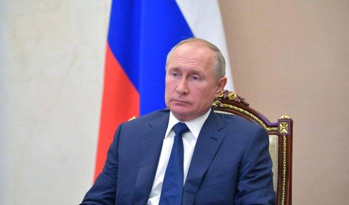 Путин поручил соследующей недели начать массовую бесплатную вакцинацию россиян откоронавируса (Видео)