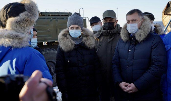 113млн рублей изфедерального бюджета направят намероприятия поликвидации экологического ущерба вУсолье-Сибирском