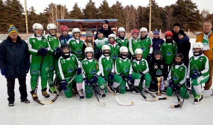 С 6 по 13 декабря в Иркутске пройдет женский Кубок России по хоккею с мячом