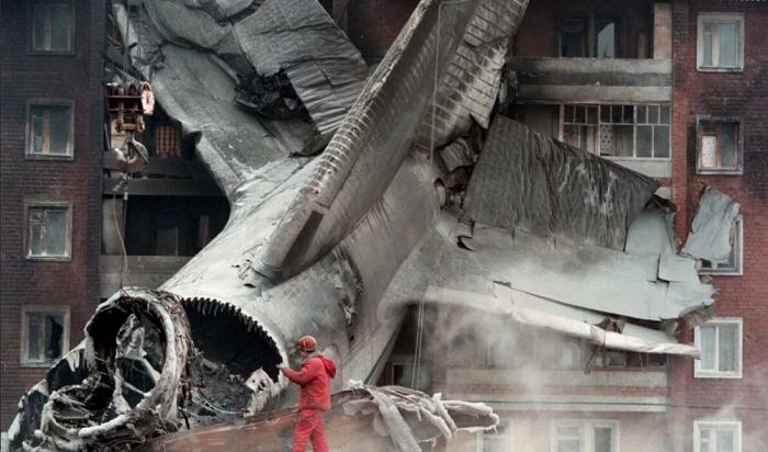 6 декабря в Иркутске вспоминают страшную катастрофу 1997 года