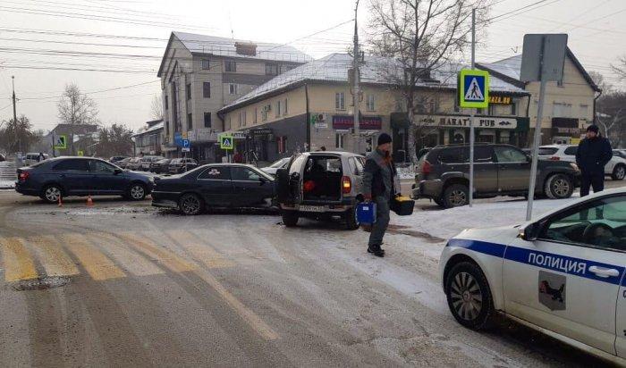 Запрошедщую неделю вИркутске произошло 24ДТП