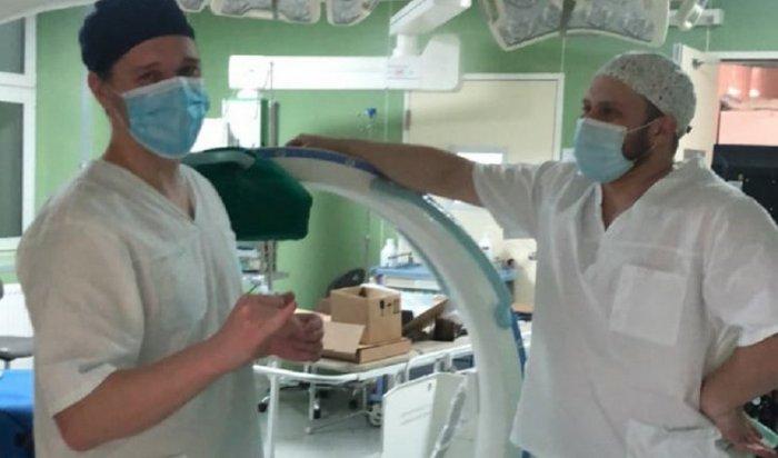 Современное рентгенборудование поступило в Ивано-Матренинскую детскую клиническую больницу