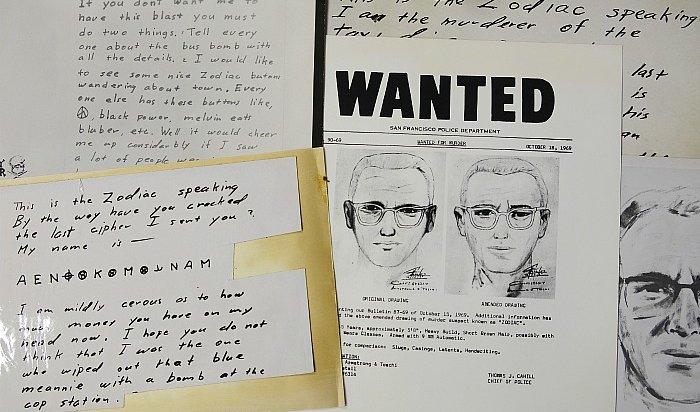 51год спустя удалось расшифровать послание серийного убийцы «Зодиака»