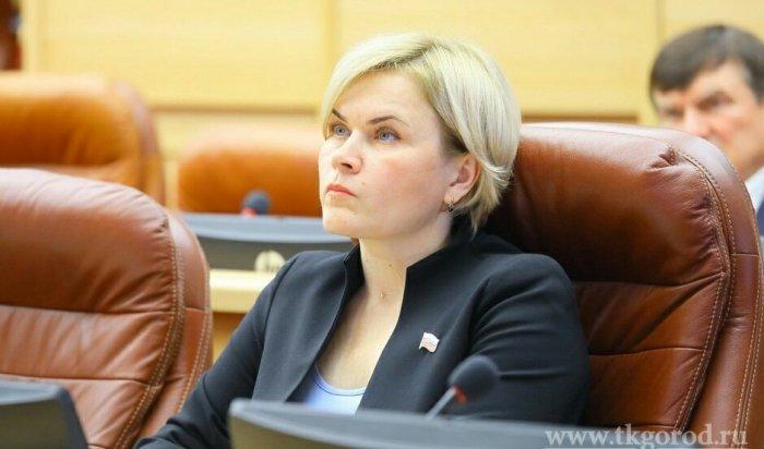 Депутат Заксобрания Светлана Петрук попросила Путина обратить внимание наэкологию Братска