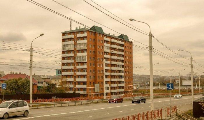 Жильцам проблемного дома на Пискунова в Иркутске направили постановления о его сносе