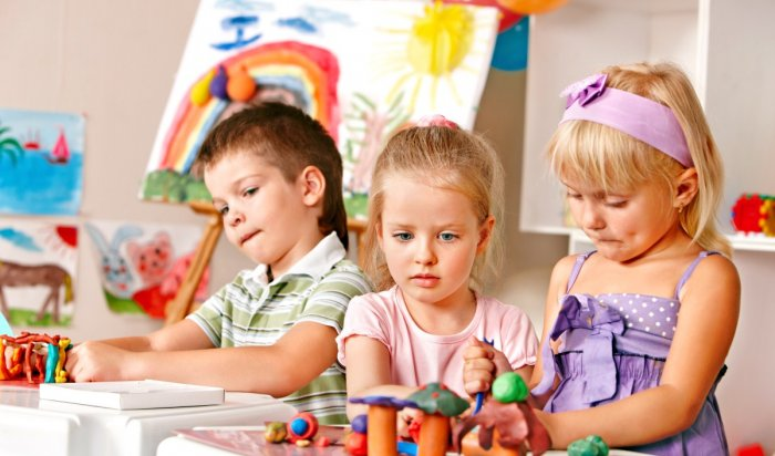 Детский сад в посёлке Сухой города Братска сдадут в эксплуатацию до конца года