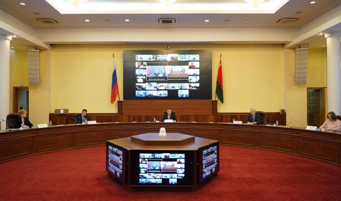 Иркутская область иБеларусь подписали план реализации соглашения осотрудничестве на2020-2022годы
