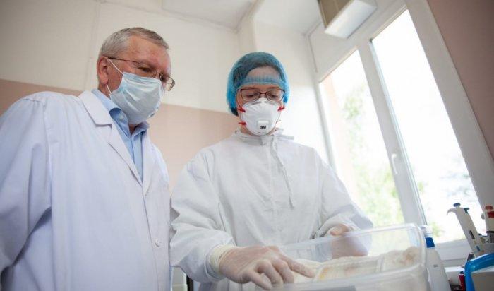 Коллективный иммунитет ккоронавирусу ужителей Иркутской области составил 25,4%