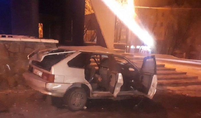 21-летний парень погиб вДТП вИркутске