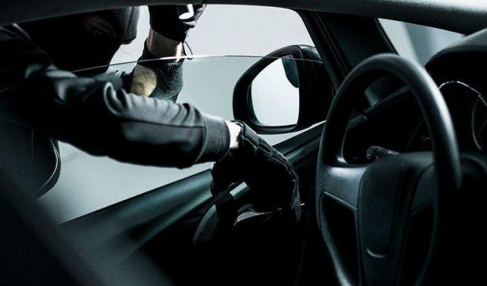 Постатистике вИркутской области ежегодно похищают около 700автомобилей