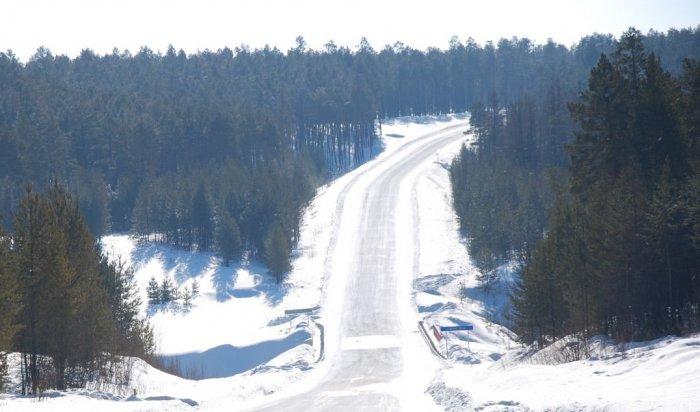 На 42% снизилось количество ДТП на трассе «Вилюй» в границах Братска