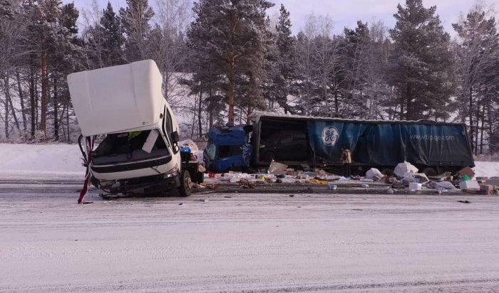 Шесть человек погибли вДТП запрошедшую неделю вИркутской области
