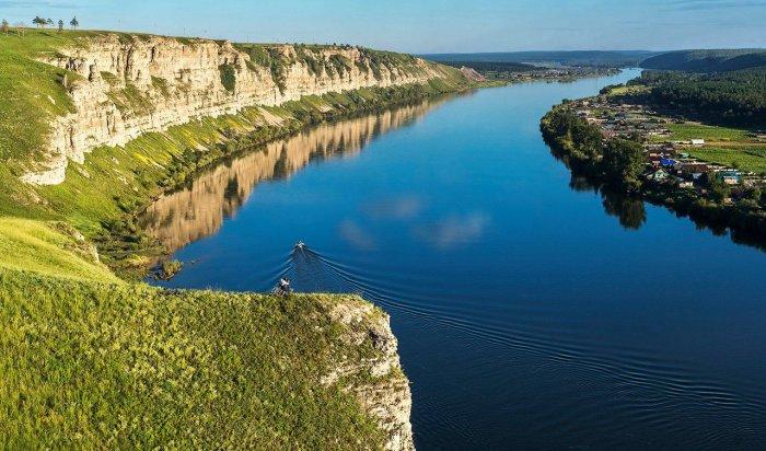 162 млн рублей потратят на расчистку русел рек в Приангарье в 2021 году