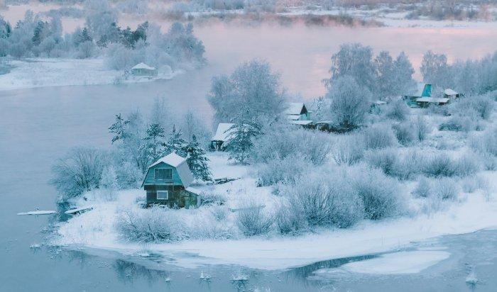 Фаворитом конкурса National Geographic стал снимок иркутского садоводства на Ангаре