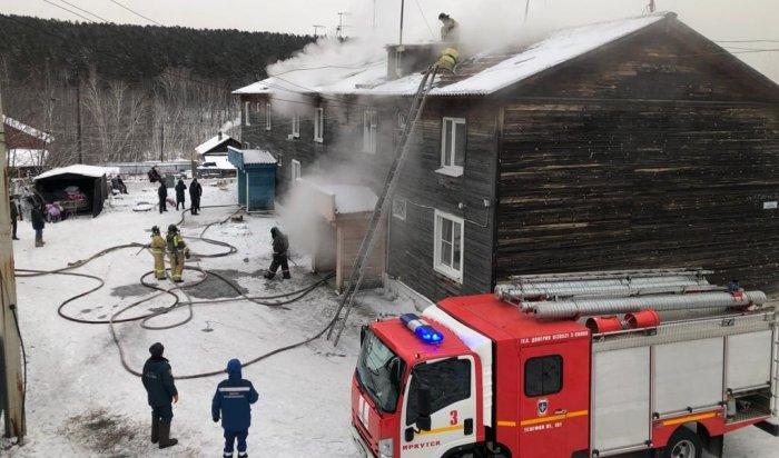 83пожара произошло сначала 2021года натерритории Приангарья