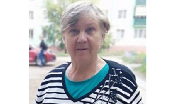 ВУсолье-Сибирском пропала пожилая женщина