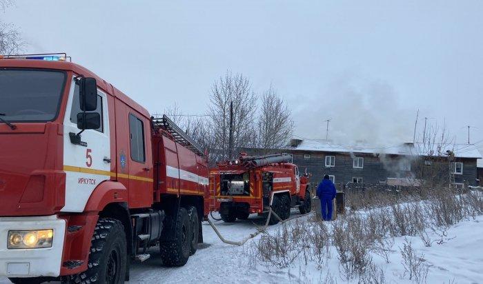 Семь пожаров произошло в Иркутской области в ночь на 5 января