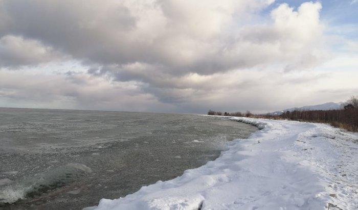 МЧС каждый день мониторит ледовую обстановку наводоемах Иркутской области