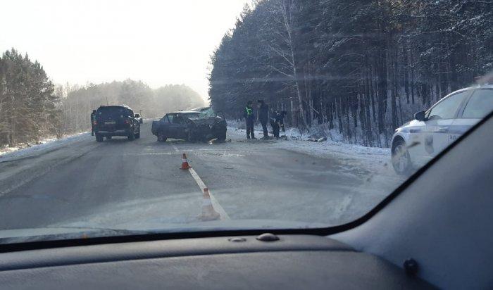В аварии на Александровском тракте погибли 3 человека (Видео)