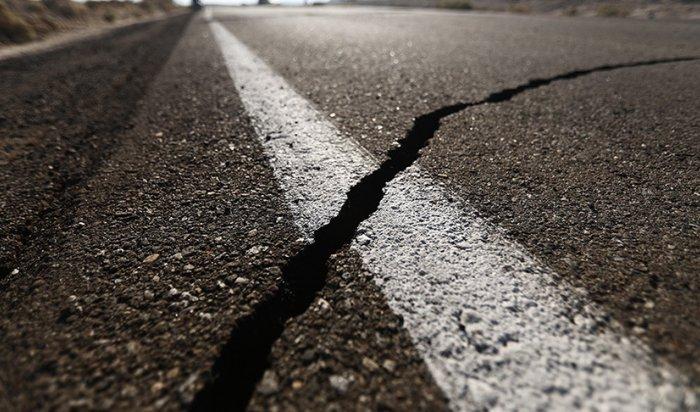 Два сильных подземных толчка ощутили жители Иркутской области