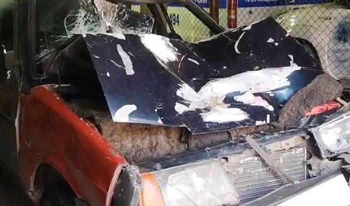 Пьяный водитель насмерть сбил двух женщин в Братске