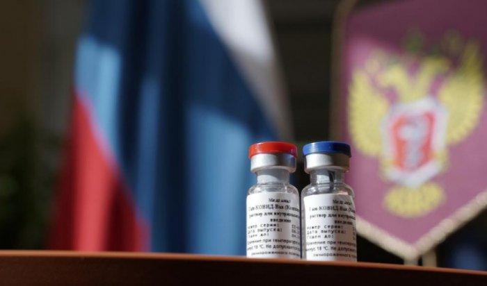Еще 3900 доз вакцины от коронавируса поступило в Иркутскую область