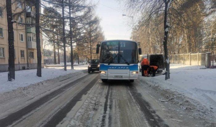 ВАнгарске автобус сбил мужчину
