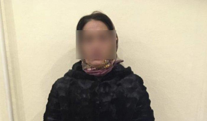 ВИркутской области задержали наркосбытчиц (Видео)