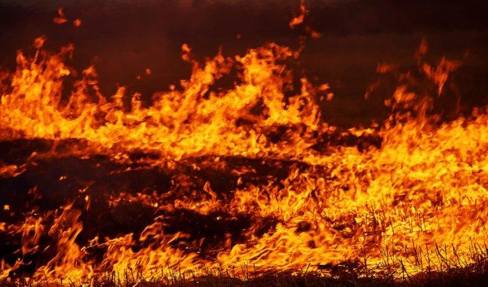 6-летняя девочка погибла на пожаре в поселке Шумский Нижнеудинского района