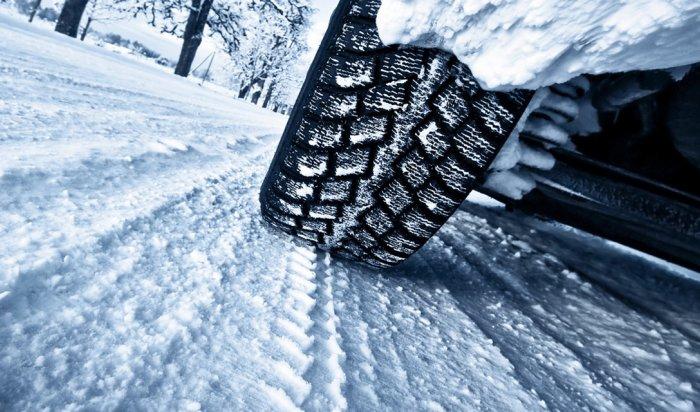 В Приангарье автоинспекторы помогли застрявшим водителям в мороз