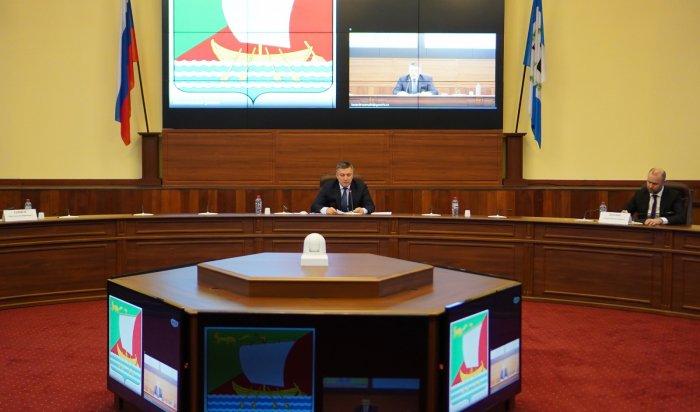 Губернатор Иркутской области подписал распоряжение овакцинации откоронавируса