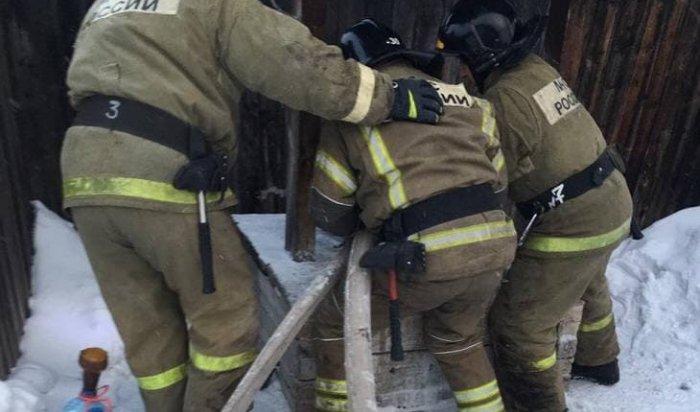Житель Усть-Кута провалился вколодец изамерз насмерть