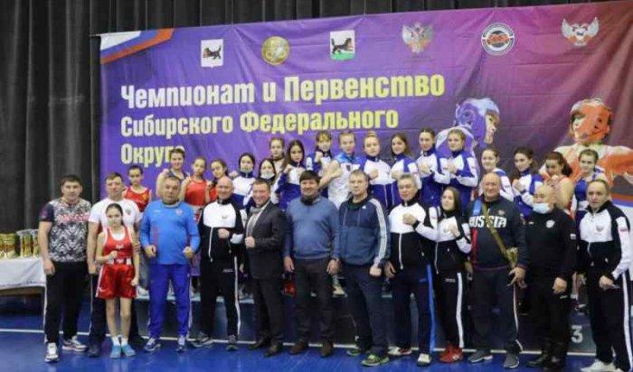 Шесть медалей завоевали иркутские спортсменки начемпионате Сибирского федерального округа побоксу