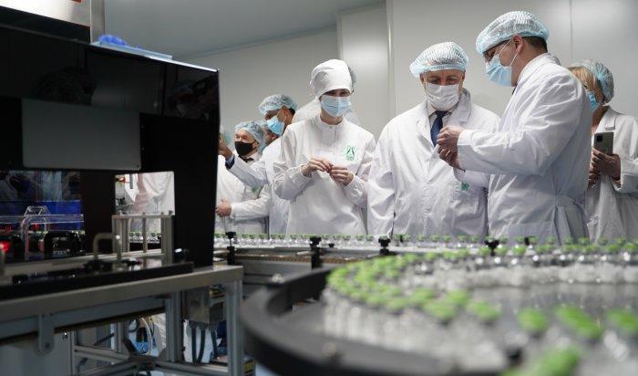 В феврале «Фармасинтез» станет выпускать препарат «Ремдеформ» для лечения COVID-19