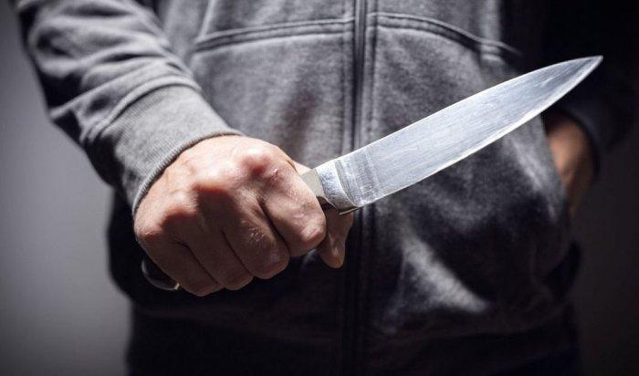 В Иркутске 13-летний подросток напал с ножом на иркутянку
