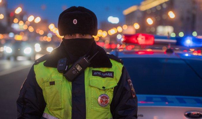 В Крыму полицейские задержали пьяного автомобилиста (Видео)
