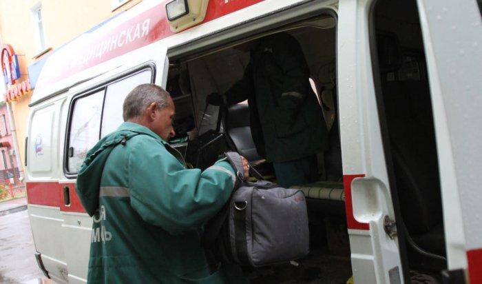 Полиция нашла подозреваемых, обстрелявших автомобиль «скорой помощи» вАнгарске