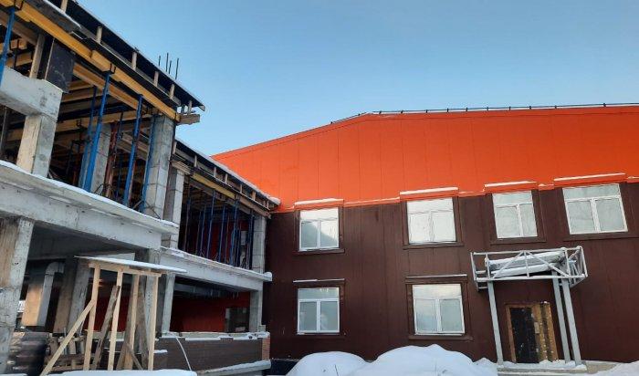 Десять школ достраивают вИркутской области