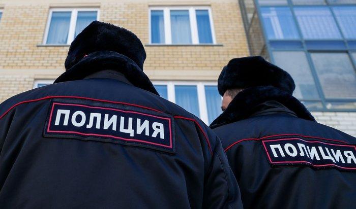 ВИркутске пьяный мужчина пригрозил дворникам ружьем (Видео)